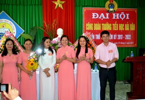 Đại hội lần thứ VIII Công đoàn Trường Tiểu học Hải Vân