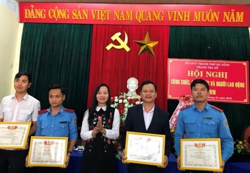 Hội nghị cán bộ, công chức, viên chức Thanh tra Sở Giao thông vận tải Đà Nẵng