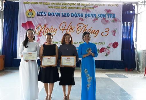 Sơn Trà: tổ chức hội thi nấu ăn và cắm hoa