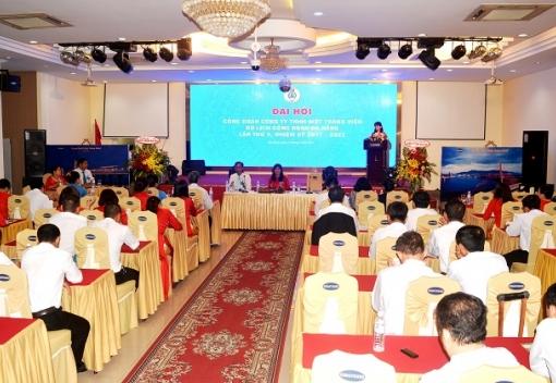 Công ty TNHH MTV Du lịch Công đoàn Đà Nẵng:   Đại hội Công đoàn lần thứ V