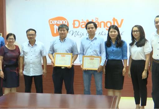Khen thưởng Công đoàn cơ sở tích cực trong công tác phòng, chống Covid-19