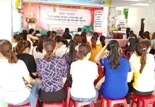 Ngũ Hành Sơn: tổ chức tuyên truyền – đối thoại – tư vấn pháp luật cho đoàn viên, CNVCLĐ.