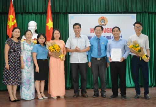 Ngành Giáo dục: Ra mắt Công đoàn cơ sở Trường THPT Sơn Trà
