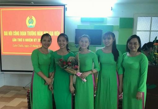 Công đoàn Trường Mầm non Gia Viên Đại hội lần thứ II