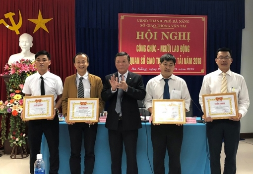 Hội nghị cán bộ, công chức, viên chức  cơ quan Sở Giao thông vận tải Đà Nẵng