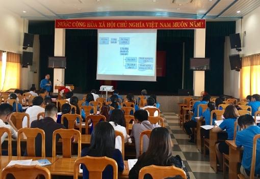 Phó Chủ tịch Thường trực Tổng LĐLĐ Việt Nam Trần Thanh Hải triển khai công tác tài chính tại Đà Nẵng.