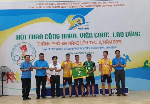 Bế mạc Hội thao CNVCLĐ lần thứ X nhân Tháng Công nhân 2019