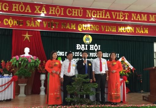 CĐCS phường Hải Châu I tổ chức Đại hội lần thứ VI