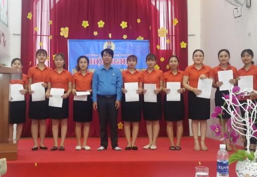 Liên Chiểu: thành lập CĐSC Trường Mầm non Smart Kids