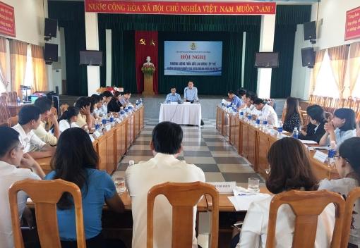 Hội nghị thương lượng thỏa ước lao động tập thể nhóm