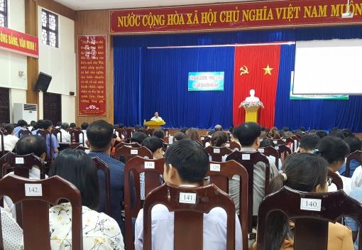 Hòa Vang: tổ chức tuyên truyền Luật an ninh mạng năm 2018