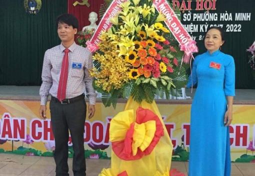 Liên Chiểu: Công đoàn phường Hòa Minh Đại hội lần thứ VI