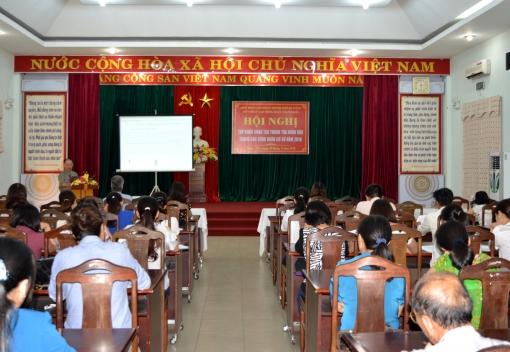 Liên đoàn Lao động quận Thanh Khê tập huấn nghiệp vụ Thanh Tra cho cán bộ Công đoàn