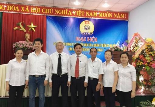 Công đoàn Công ty CP Vận tải & Quản lý bến xe ĐN: Đại hội lần thứ XI