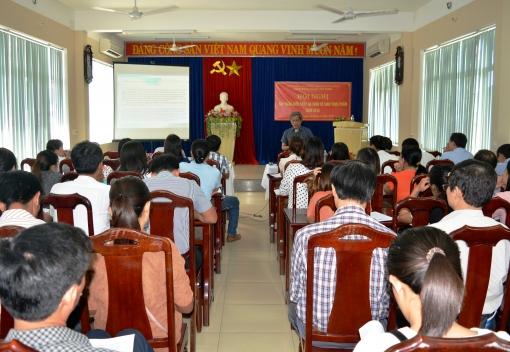 Công đoàn ngành Xây dựng TP Đà Nẵng: Tập huấn kiến thức về an toàn vệ sinh thực phẩm năm 2016