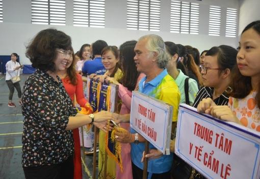 Hội thao ngành Y tế thành phố Đà Nẵng lần thứ 3 năm 2018