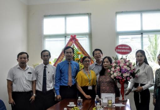 Thăm và chúc mừng các doanh nghiệp nhân ngày Doanh nhân Việt Nam 13/10