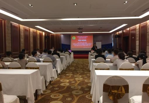 LĐLĐ quận Hải Châu: tổ chức hội nghị đối thoại tư vấn pháp luật