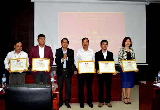 Công đoàn ngành Xây dựng thành phố Đà Nẵng nỗ lực vì người lao động