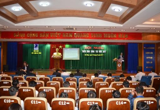 Viễn thông Đà Nẵng triển khai chương trình công tác năm 2017