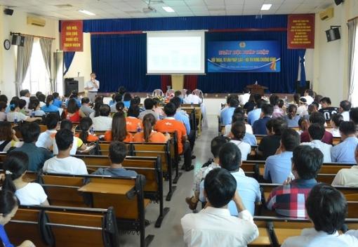 Ngày hội pháp luật CNLĐ khu công nghiệp & chế xuất