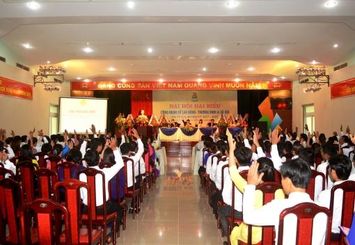 Công đoàn Sở Lao động Thương binh - Xã hội Đà Nẵng Đại hội Đại biểu lần thứ X