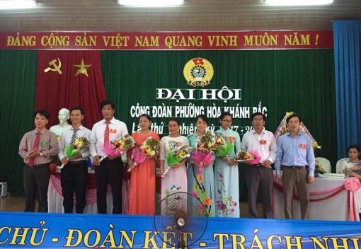 Liên Chiểu: Công đoàn phường Hòa Khánh Bắc Đại hội lần thứ V
