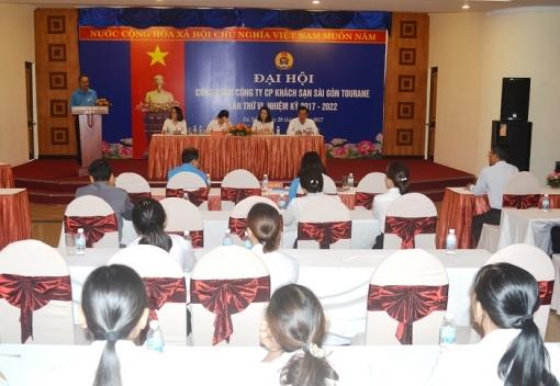 Đại hội Công đoàn Công ty CP Khách sạn Sài Gòn Tourane lần thứ VI