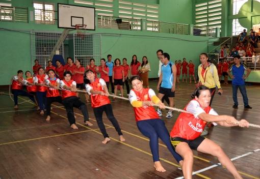Giải thể thao cán bộ, giáo viên, nhân viên ngành Giáo dục thành phố Đà Nẵng