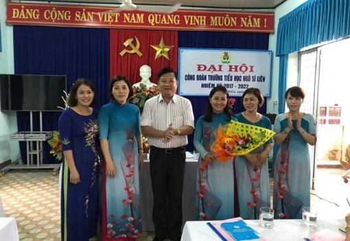 Đại hội lần thứ VII Công đoàn Trường Tiểu học Ngô Sĩ Liên