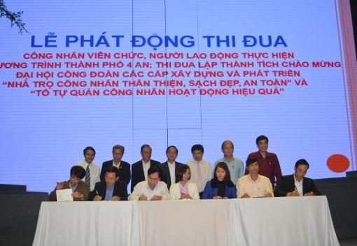 LĐLĐ thành phố Đà Nẵng: Chú trọng thực hiện các chương trình phúc lợi cho công nhân lao động