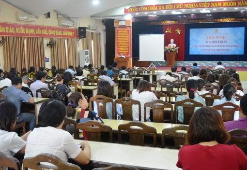 Thanh Khê: tổ chức hội nghị học tập Chỉ thị 05-CT/TW