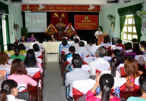 Thanh Khê: Công đoàn Trường THCS Phan Đình Phùng Đại hội lần thứ XVII
