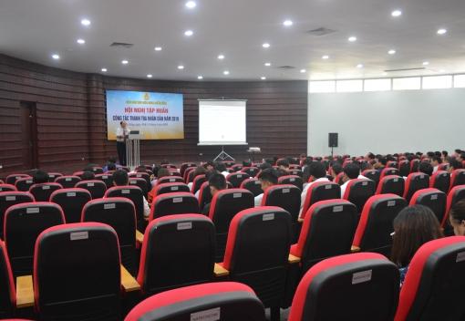Hội nghị tập huấn công tác Thanh tra Nhân dân
