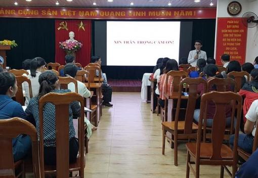 Ngũ Hành Sơn: Hưởng ứng Ngày Pháp luật Việt Nam (09/11)