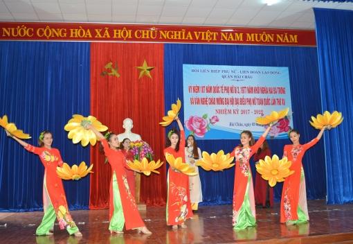 Hải Châu: LĐLĐ - Hội Liên hiệp Phụ nữ quận phối hợp hoạt động