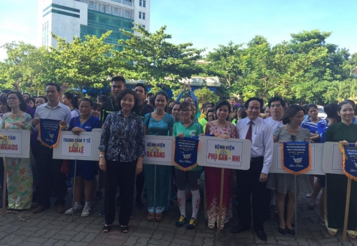 Giải bóng đá mini nữ ngành Y tế thành phố Đà Nẵng lần thứ II – năm 2016