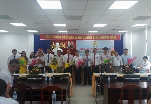Công ty CP Quản lý và Khai thác Hầm đường bộ Hải Vân Hamadeco Đại hội Công đoàn lần thứ XV