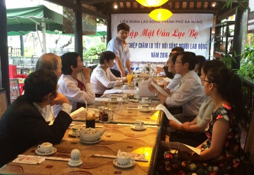 Câu lạc bộ doanh nghiệp chăm lo tốt đời sống người lao động Đà Nẵng: Thêm một điểm tựa cho người lao động