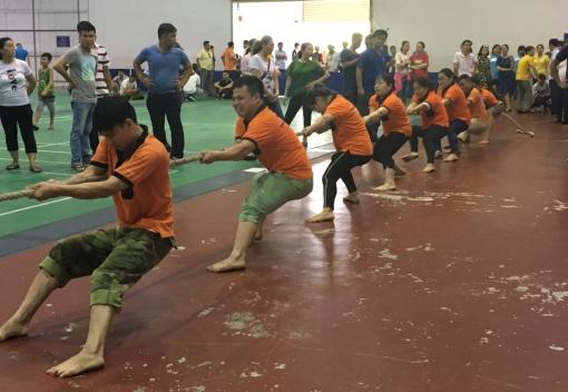 Thanh Khê: Sôi nổi Ngày hội Thể thao CNVCLĐ năm 2019