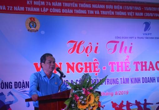VNPT Đà Nẵng tổ chức Hội thi văn nghệ - thể thao