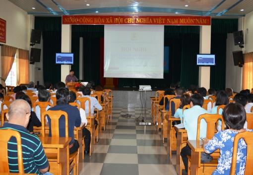 Liên đoàn Lao động thành phố Đà Nẵng  tổ chức hội nghị báo cáo nhanh kết quả Hội nghị TW 4 (Khóa XII)