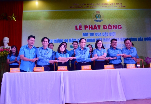 Thi đua chào mừng 90 năm Ngày thành lập Công đoàn Việt Nam: Tiếp tục đổi mới nội dung, phương thức hoạt động