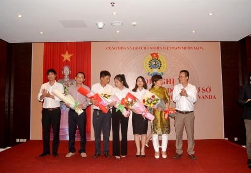 Hội nghị thành lập Công đoàn cơ sở: Công ty TNHH Binitis - Khách sạn VanDa