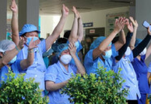 Bệnh viện Đà Nẵng hết phong tỏa