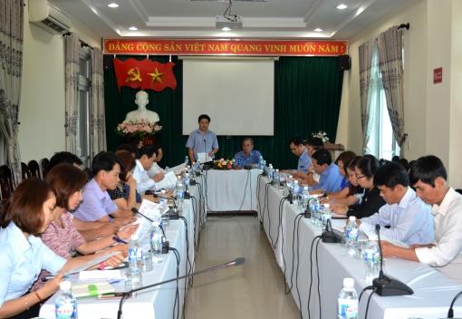 Triển khai kế hoạch tổ chức Tết Lao động & chương trình Thủ tướng Chính phủ gặp gỡ CNLĐ
