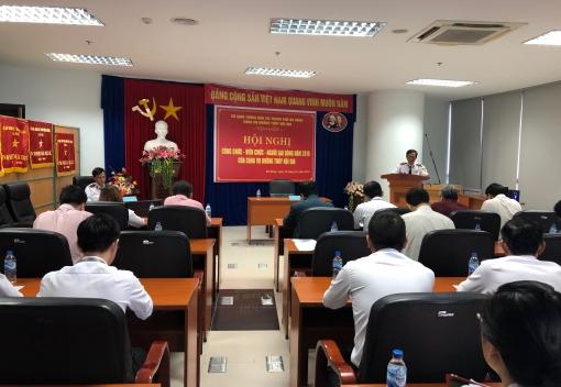 Hội nghị cán bộ, công chức, viên chức Cảng vụ đường thủy nội địa