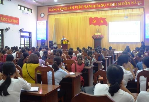 LĐLĐ huyện Hòa Vang tổ chức nói chuyện chuyên đề