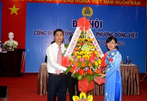 Công ty CP Du lịch Phương Đông Việt: Đại hội Công đoàn lần thứ V