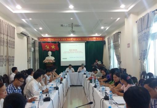 LĐLĐ thành phố tổ chức Hội nghị đánh giá công tác truyền thông phòng, chống HIV/AIDS